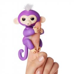 Fingerlings - Opička Mia fialová