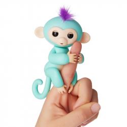 Fingerlings - Opička Zoe tyrkysová