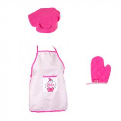 Barbie - kuchársky set