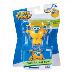 Super Wings - Transform Robot - Donnie