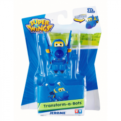 Super Wings - Transform Robot - Jerome