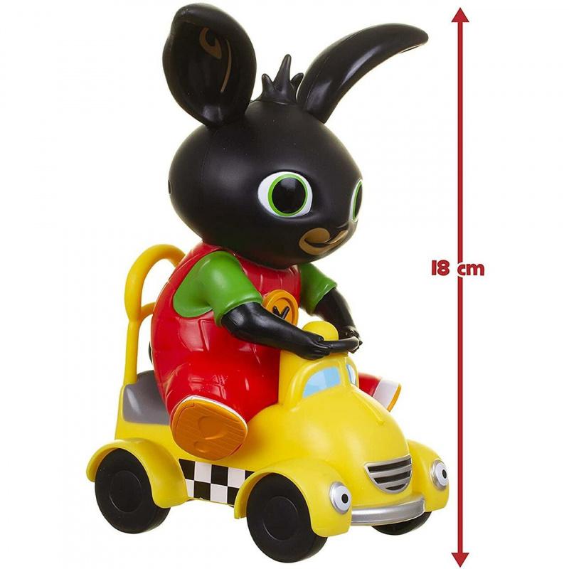 Figurka Binga gwiżdżąca i rozmawiająca taksówka