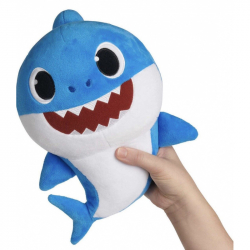 BABY Shark plyšový Hrá a spieva