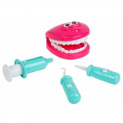 Zubařský set Barbie