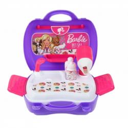 Kadeřnický kufřík pro mazlíčky Barbie