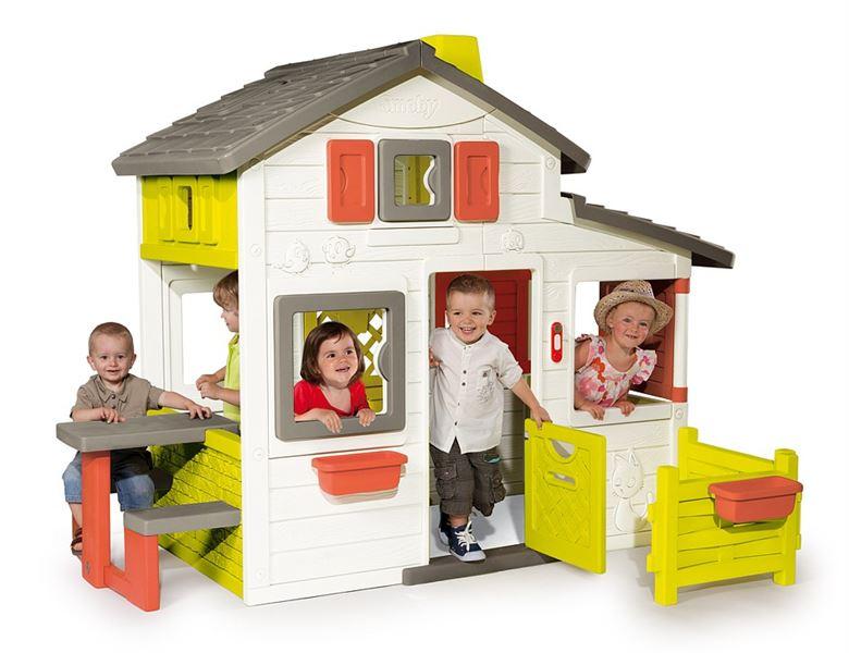 Dětský domeček Friends house