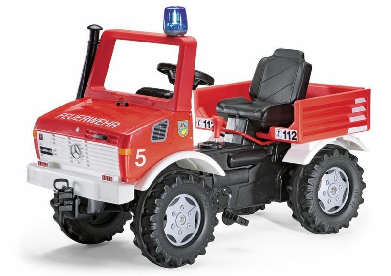 Šlapací traktor Unimog