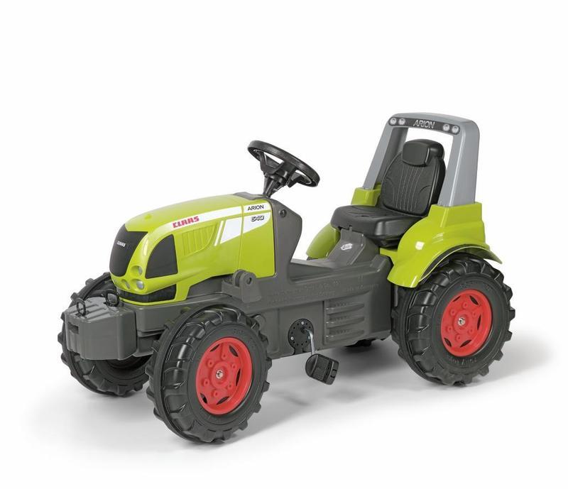 Šlapací traktor Farm CLADAS Airon