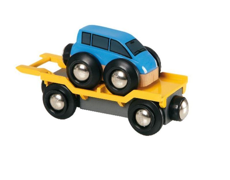 Príves na prepravu áut