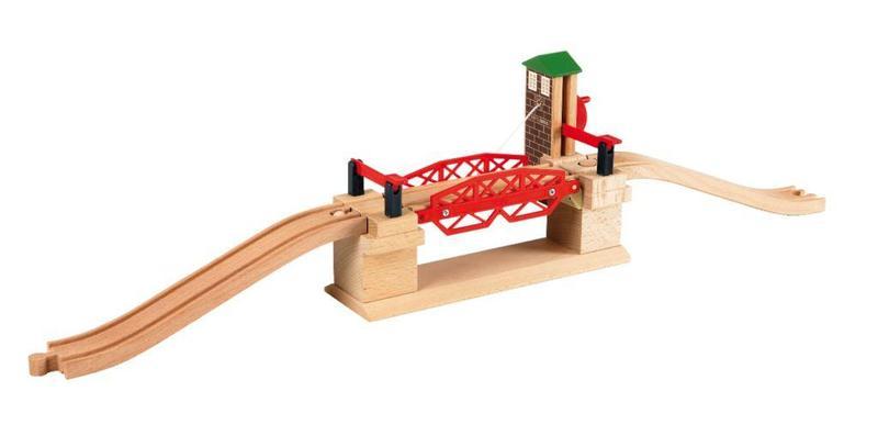Železničný most s výťahom