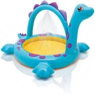 Nafukovací bazén Dinosaurus se sprškou