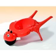 Kolečko Včelka červená