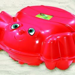 Pieskovisko Plážová včielka červená