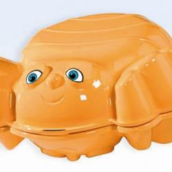 Pískoviště Plážová včelka oranžová