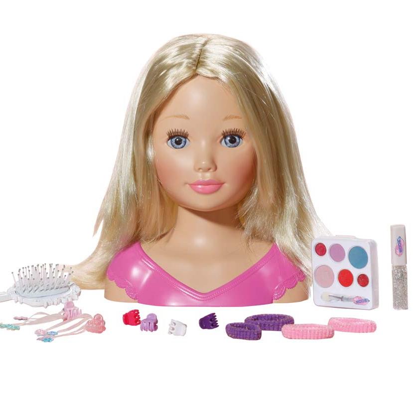 My Model panenka k česání a líčení 27cm, 951415