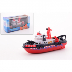 Loď záchranárska 30 cm