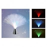 Světelná fontána měnící barvy