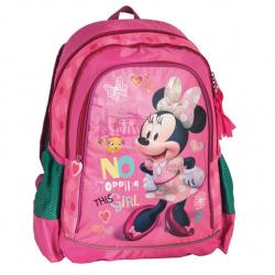 Školní batoh tříkomorový Minnie