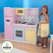 KidKraft Kuchyňka Pastel