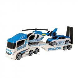 Teamsterz preprava policajné helikoptéry