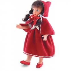 Petitcollin bábika Červená čiapočka 40 cm