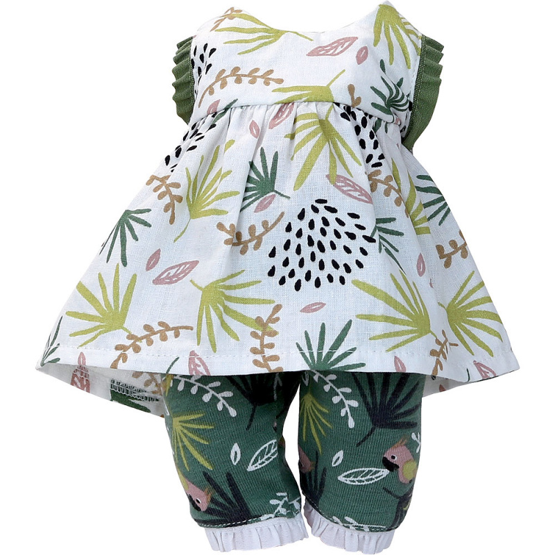 Petitcollin Oblek Lilou pre bábiku 28 cm