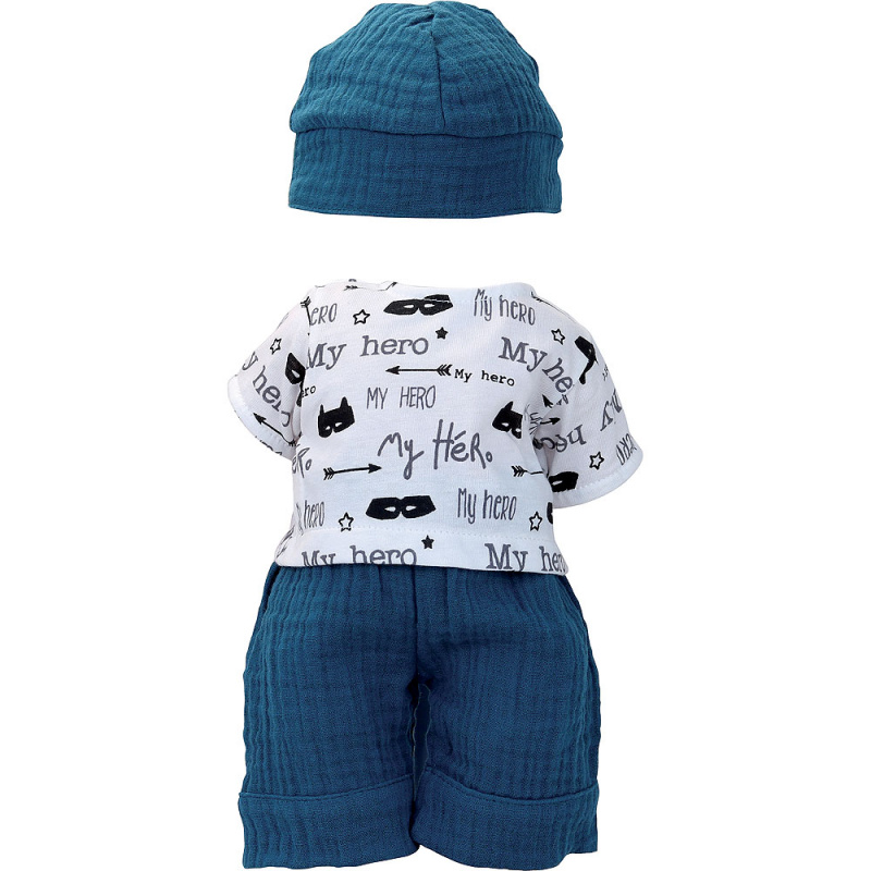 Petitcollin Oblek Marius pre bábiku 36/40 cm