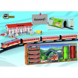 TRAVELERS DELUXE TRAIN - osobný vlak