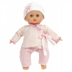 Petitcollin bábika Baby Doll Bonbón Rose28 cm