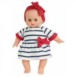 Petitcollin Bábika Baby Doll Rosalie 28 cm