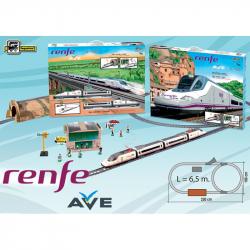 Pequetren RENFE AVE S-102