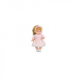 Petitcollin Bábika Mathilda 28 cm v kufríku