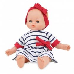 Petitcollin Bábika Baby Doll 36 cm Rosalie