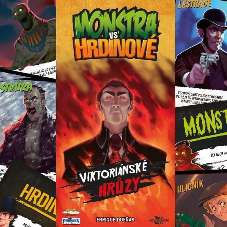 Monstra vs. Hrdinové