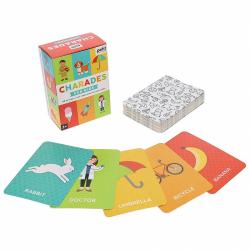 Petit Collage Kartová hra Charades