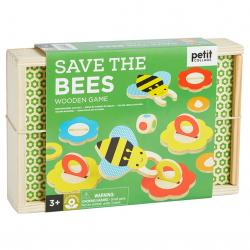 Petit Collage Zachráňte včielky