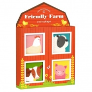 Petitcollage Miniknížka Veselá farma