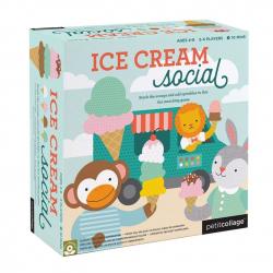 Petitcollage Hra Najlepší zmrzlina