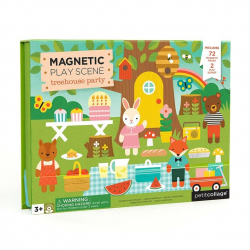 Petitcollage Magnetické divadlo zvířátkový dům