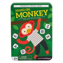 Petitcollage Magnetická hra Počkaj, opičky