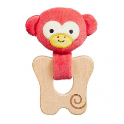 Petitcollage Hryzátko opička