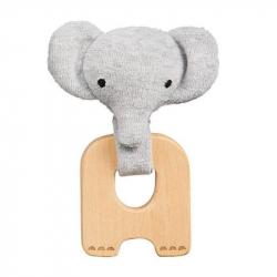 Petitcollage Hryzátko slon