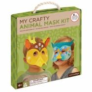 Petitcollage kreativní sada - Zvířecí masky