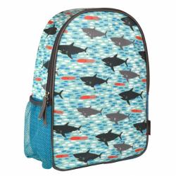 Petit Collage Plecak Ekologiczny Rekiny