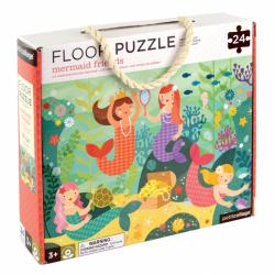 Puzzle Podłogowe Petit Collage - Syrenka