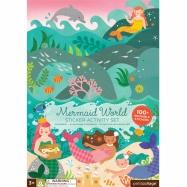 Petitcollage kreativní samolepky - Svět mořské víly
