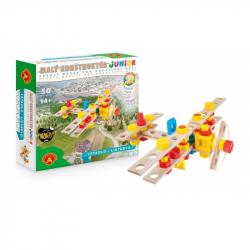 Malý konstruktér junior letadlo
