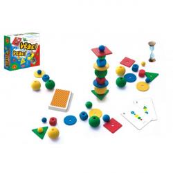 Veže spoločenská hra v krabici 24,5x25x6cm