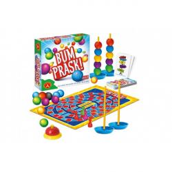 Bum, prásk společenská hra v krabici