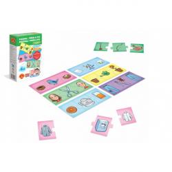 Hra školou® Poznaj pred a po kreatívne a náučná hra v krabici 16x25x5cm